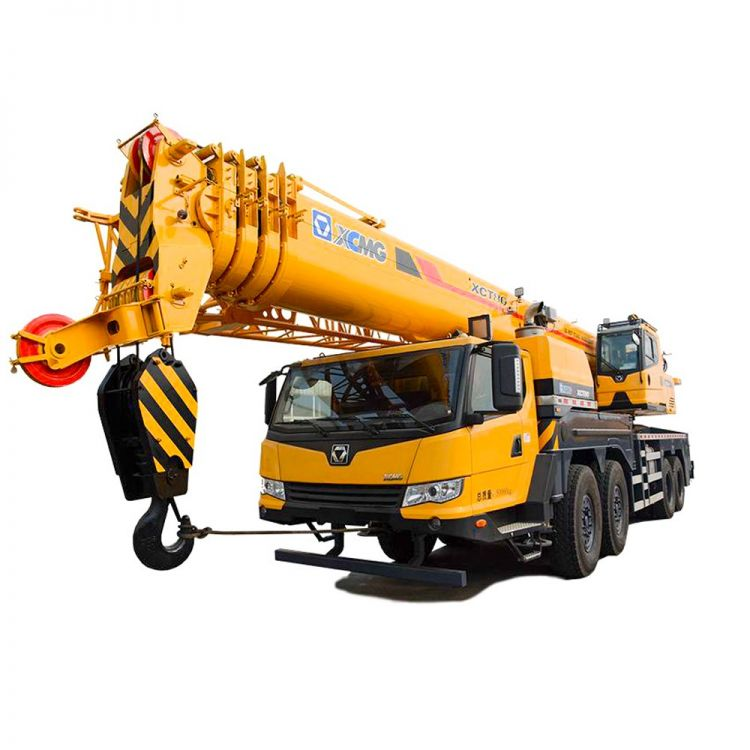 XCMG Official XCT80 Truck Crane for sale