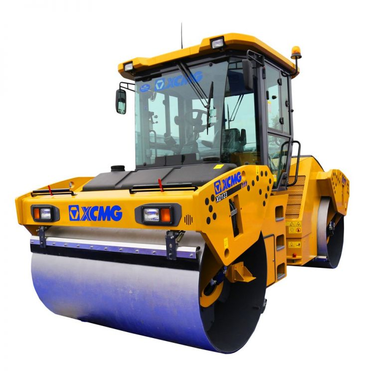 XCMG Official XD123 Road Roller for sale