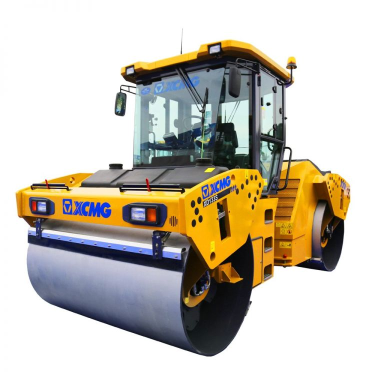 XCMG Official XD133S Road Roller for sale