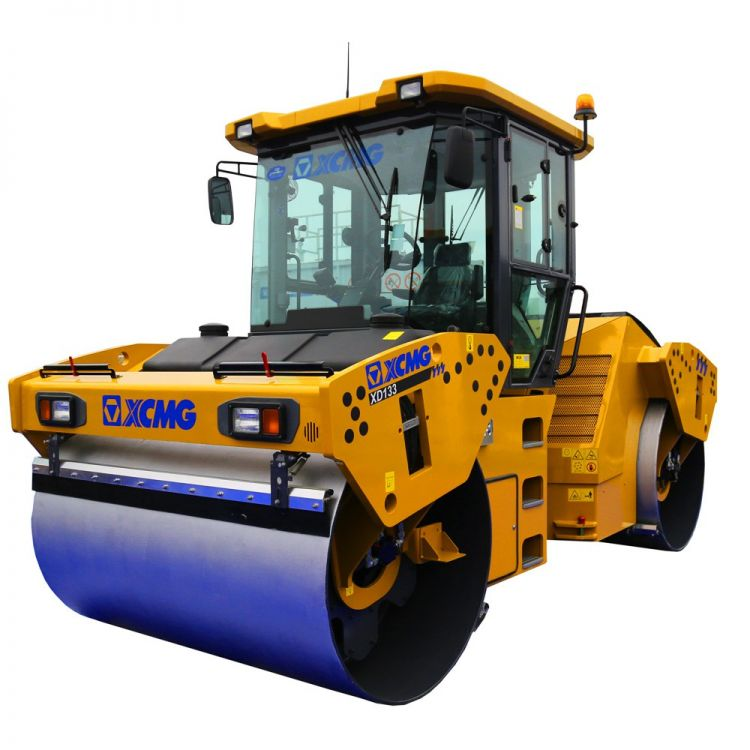 XCMG Official XD133 Road Roller for sale