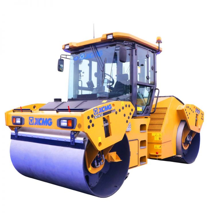 XCMG Official XD143S Road Roller for sale