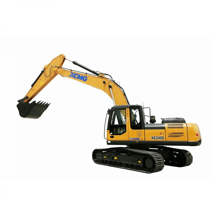 XCMG Official XE240D Crawler Excavator for sale