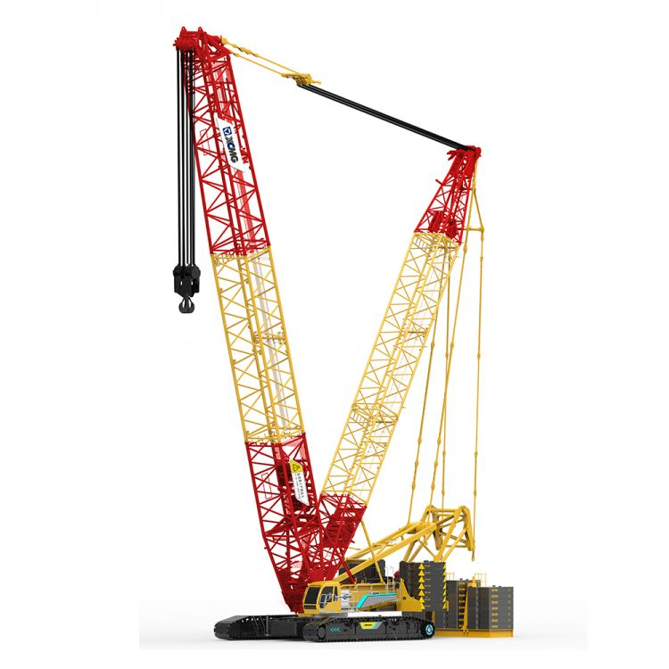 XCMG Official XGC400 Crawler Crane for sale