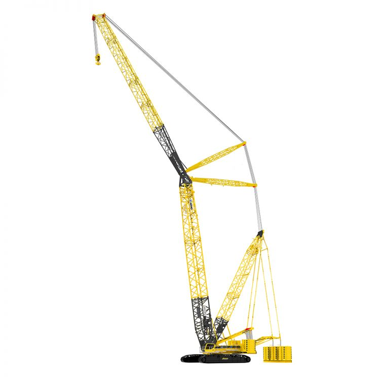 XCMG Oficial XGC500 Crawler Crane for sale