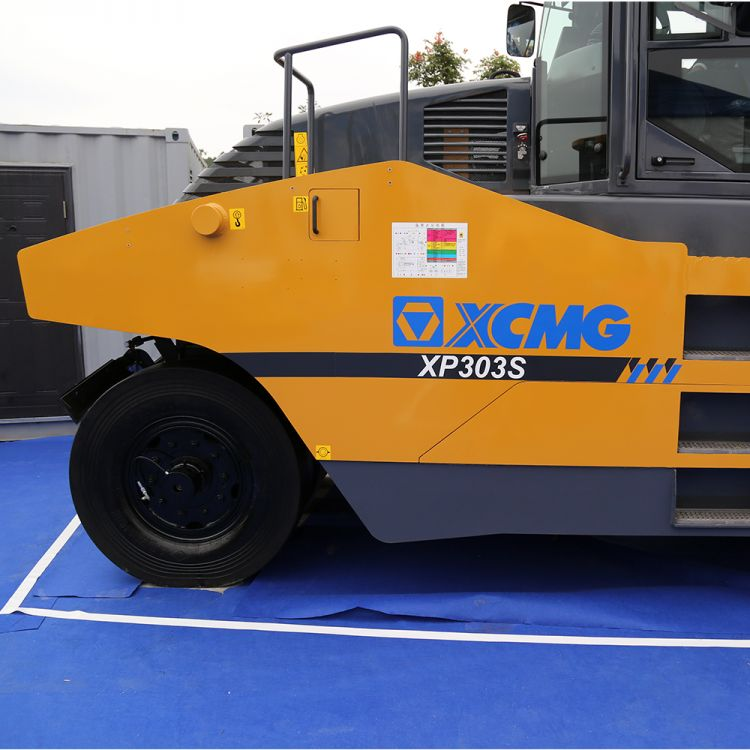 XCMG official manufacturer XP303S road roller for sale