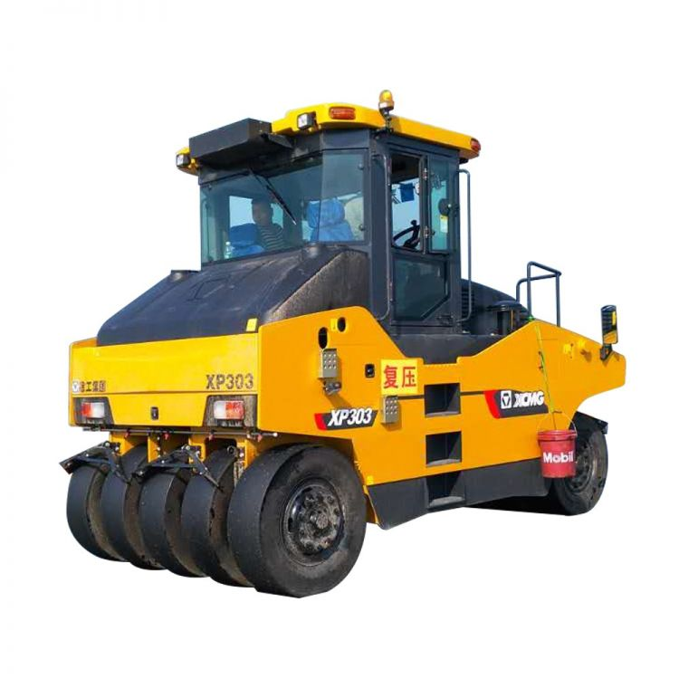 XCMG Official XP303 Road Roller for sale