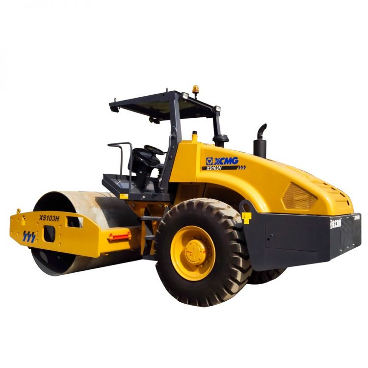 XCMG Official XS103H Road Roller for sale