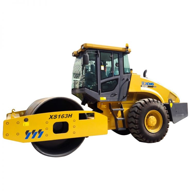 XCMG Official XS163H Road Roller for sale