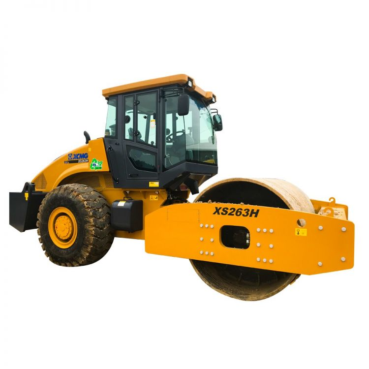 XCMG Official XS263H Road Roller for sale