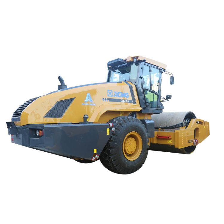XCMG Official Manufacturer XS365AI Full Hydraulic Single Drum Vibratory Roller