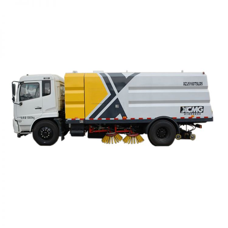 XCMG Official Manufacturer 8 tons Road Sweeper XZJ5160TSLD5(National III )