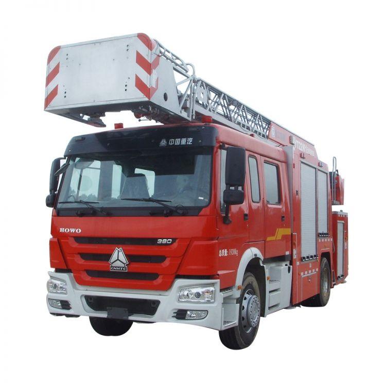 XCMG Official  22m  Aerial Ladder Work Platform Fire Truck YT22K1 for sale