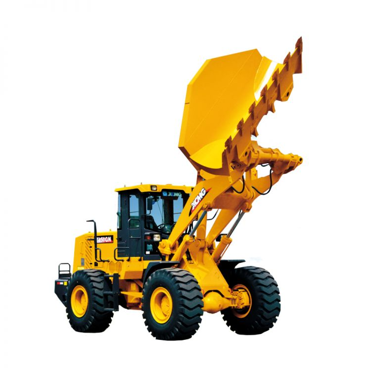 XCMG Official 50ton Side Tipping Loader ZL50GN for sale