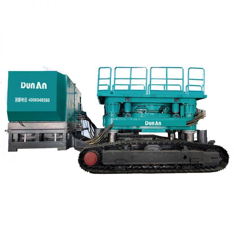 徐州盾安DTR2106Hz全套管全回转钻机