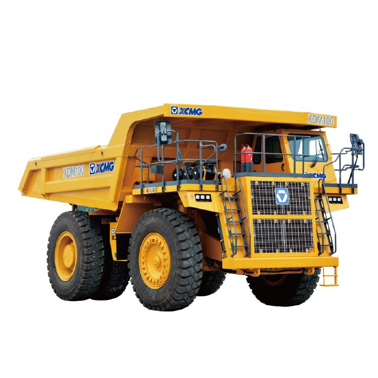 徐工集团XDM100机械传动自卸车