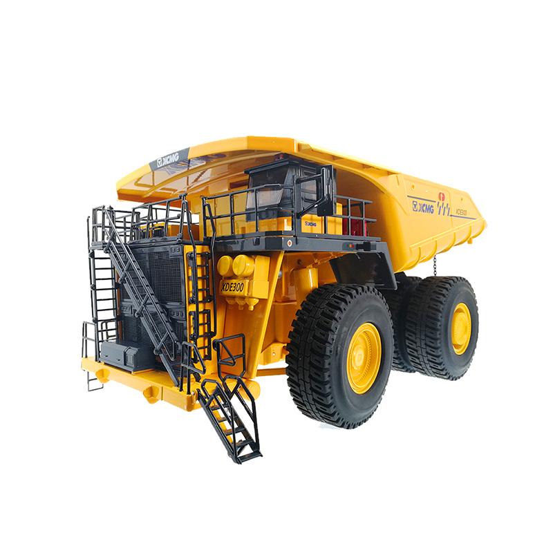 徐工矿用卡车模型XDE360