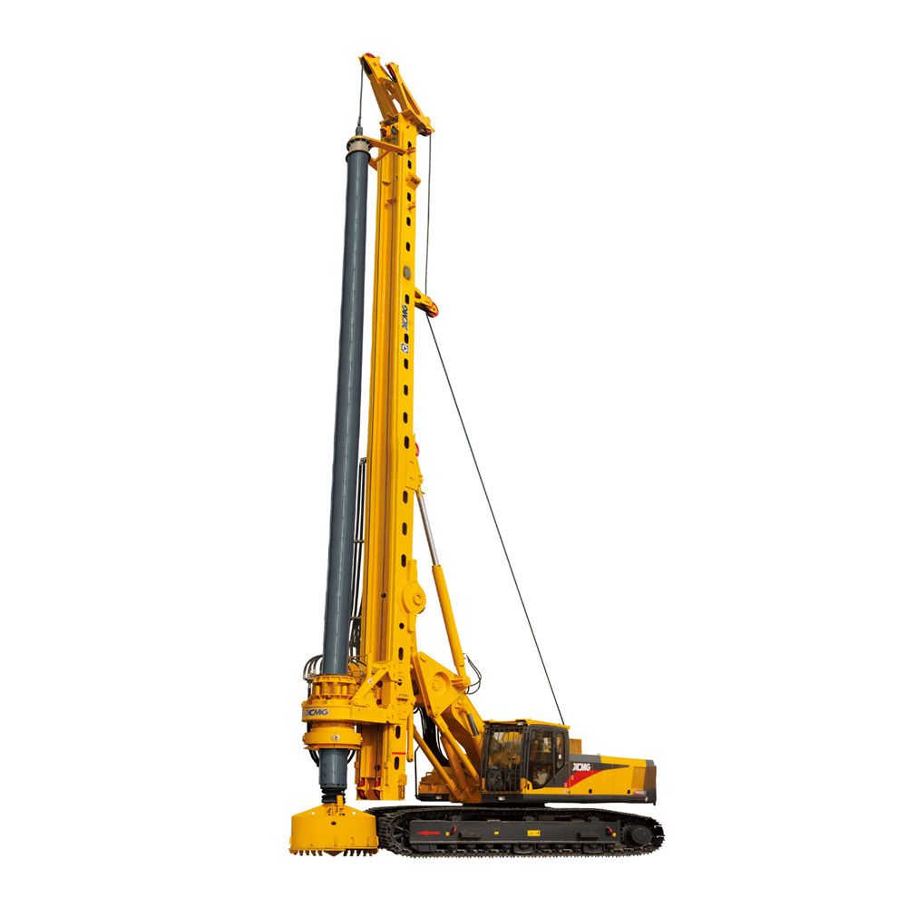 徐工集团XR220DⅡ旋挖钻机