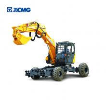 徐工 ET112/ET120 多地形应急救援平台 步履式挖掘机