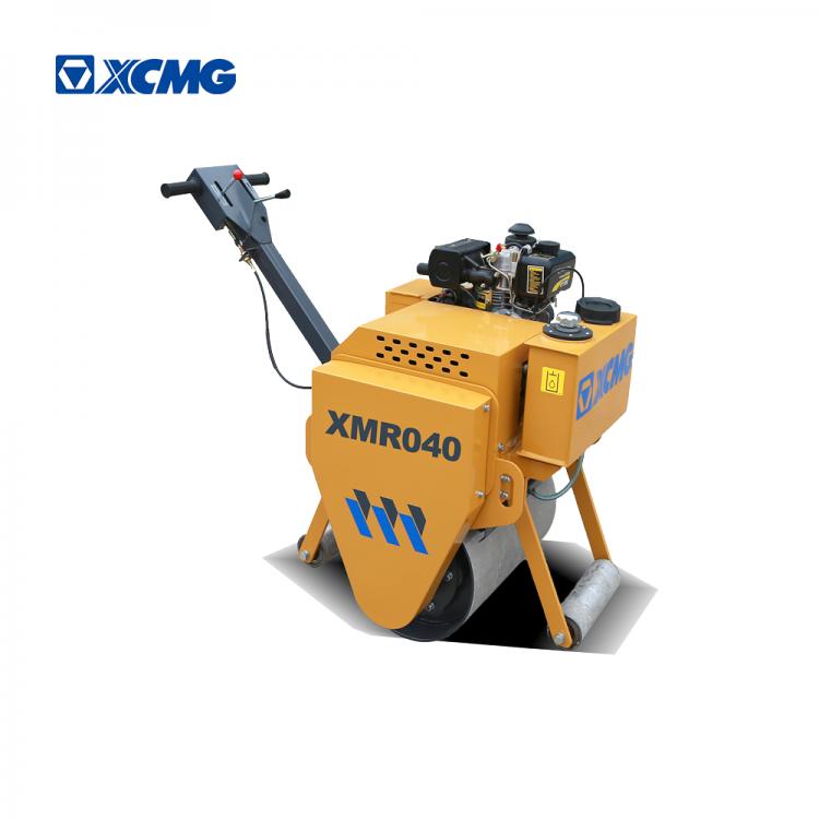 徐工 XMR040 手扶单钢轮压路机