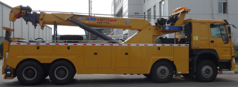 XZJ5430TQZZ4 徐工吊托分离型清障车