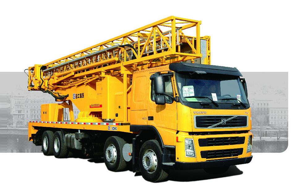 XZJ5311JQJ18 18米桁架式桥梁检测车