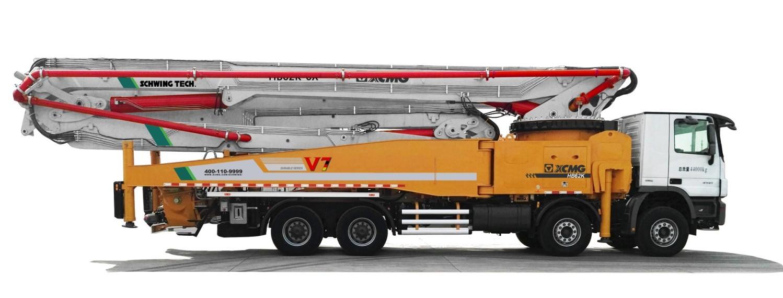 徐工集团HB62K混凝土泵车