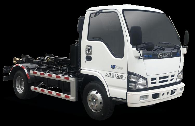 徐工 XZJ5070ZXXQ5型 车厢可卸式垃圾车 上装A