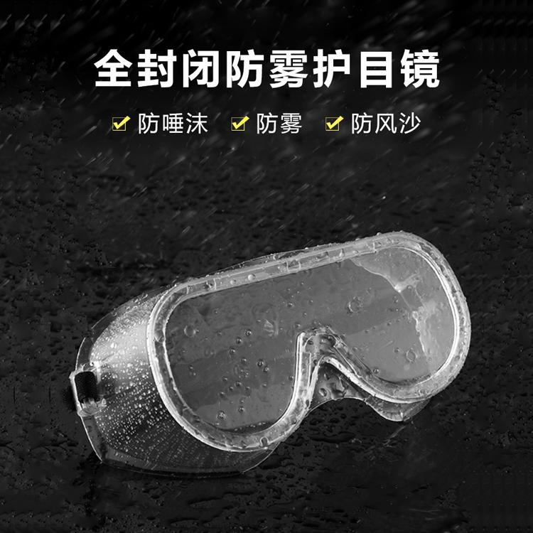 多功能护目镜 劳保防飞溅 防风 防尘 骑行工作