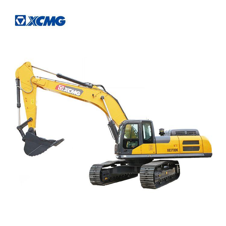 经典XE370DK徐工大型挖掘机模型1:30