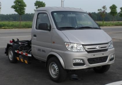 徐工 1.5吨 DXA5031ZXXS5型 车厢可卸式垃圾车