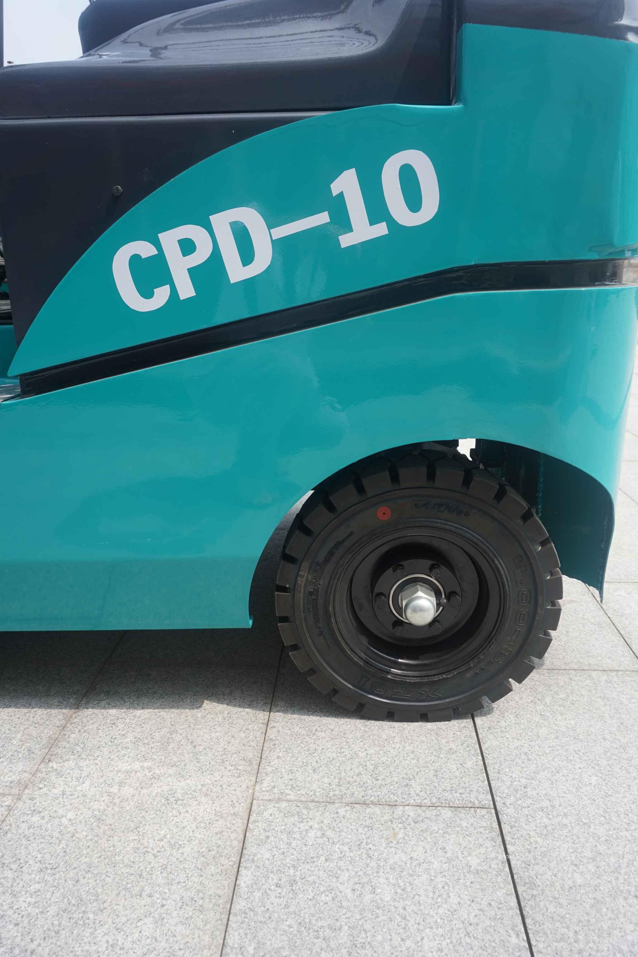 中燕 1吨小四轮叉车