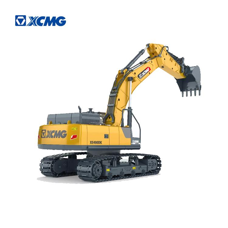 徐工 XE490DK 遥控挖掘机模型 1:18 超大续航锂电池畅玩一小时