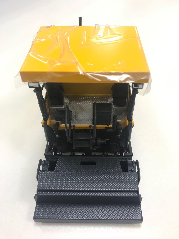 徐工 RP1256摊铺机模型 1:35