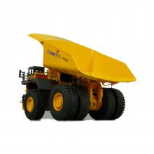 徐工 XDE360自卸车模型 1:50