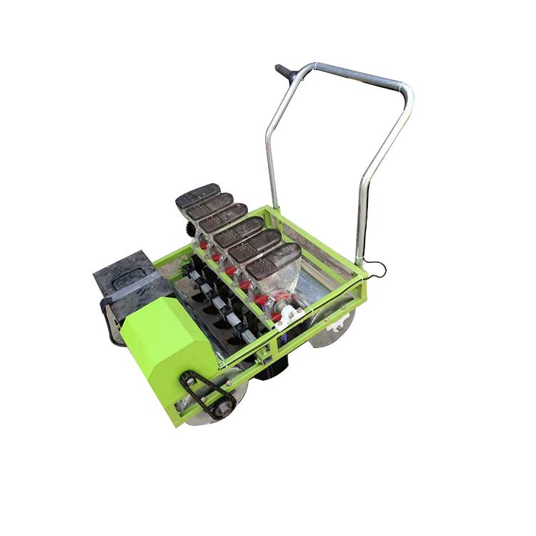 神丰机械 传统电动四行播种机(含电瓶)