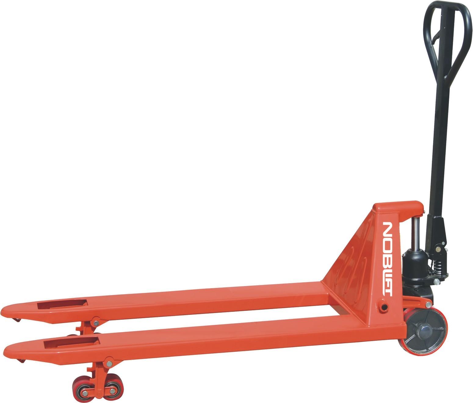 诺力 手动液压搬运车 地牛 铲车托盘装卸车 DF2.5吨 货叉550*1150MM