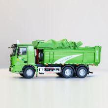 徐工 重卡渣土车模型