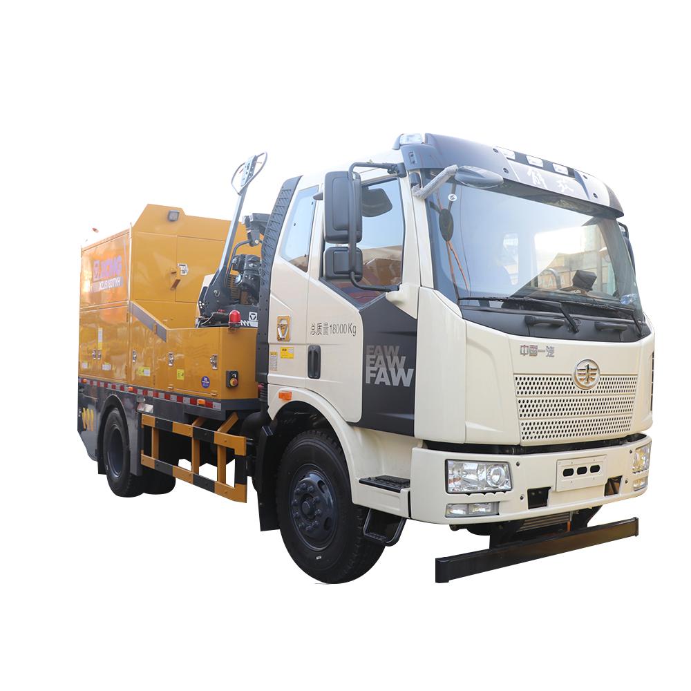 徐工集团沥青道路微波养护车XZJ5183TYH(JCM100W)