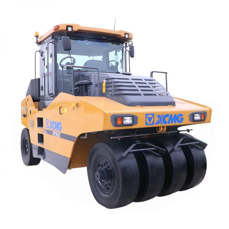 徐工集团XP263S大吨位轮胎压路机