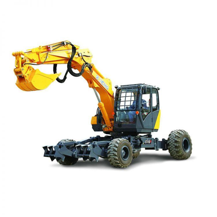 徐工集团 步履式挖掘机(ET110)