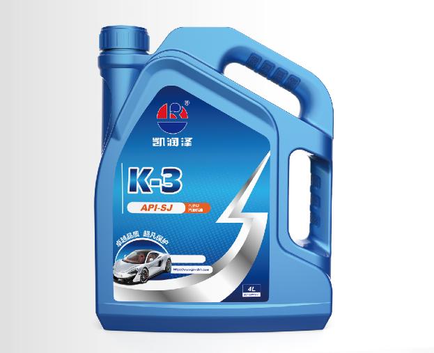凯润泽K-3合成型汽油机油