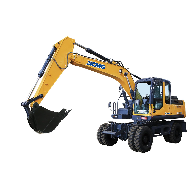 徐工集团XE150WB轮式液压挖掘机