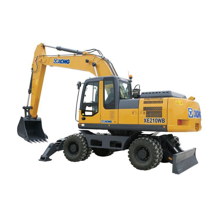 徐工集团XE210WB轮式液压挖掘机