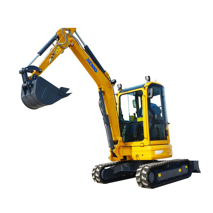 徐工集团XE35U微型液压挖掘机