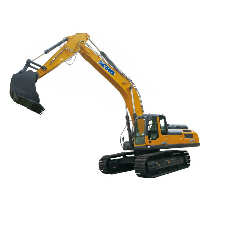 徐工集团XE370D大型液压挖掘机