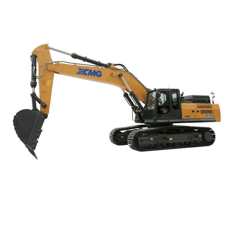 徐工集团XE490D大型液压挖掘机