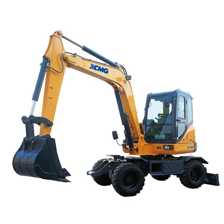 徐工集团XE60WA轮式液压挖掘机