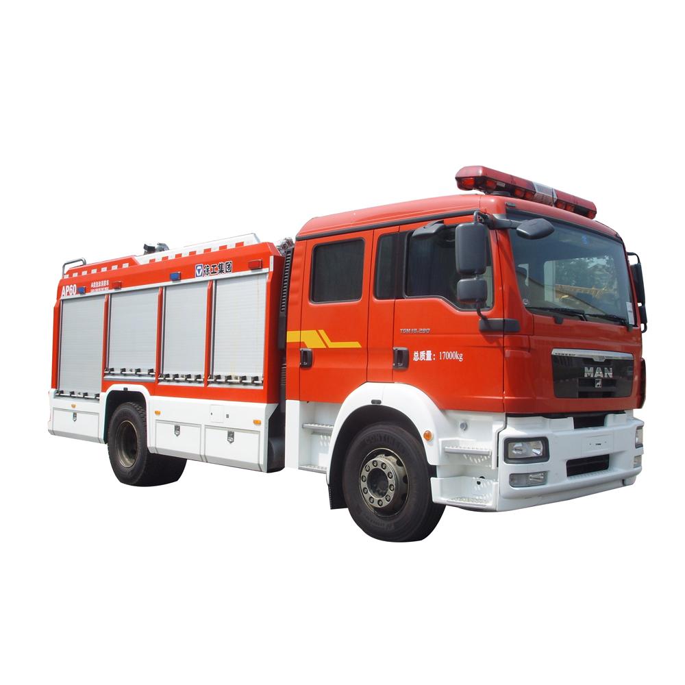 徐工集团AP60泡沫消防车