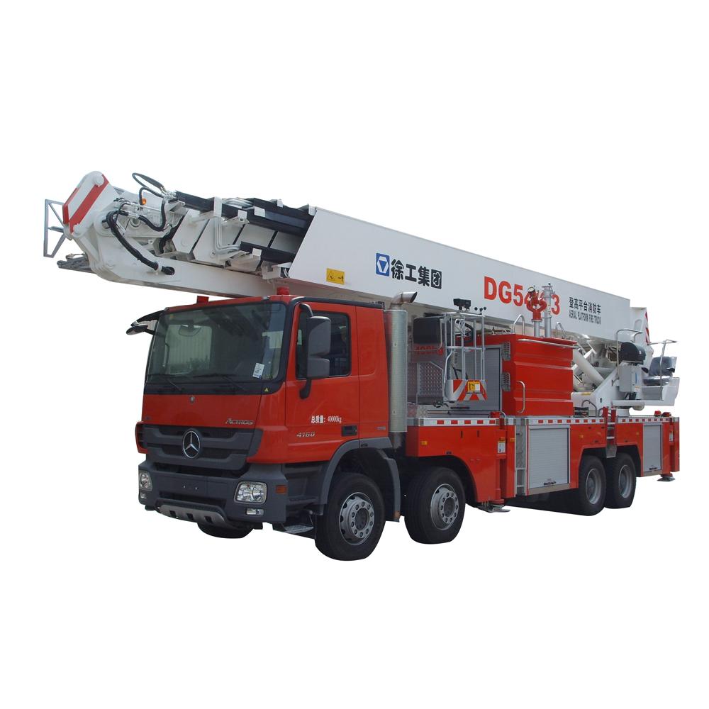 徐工集团DG54C3登高平台消防车