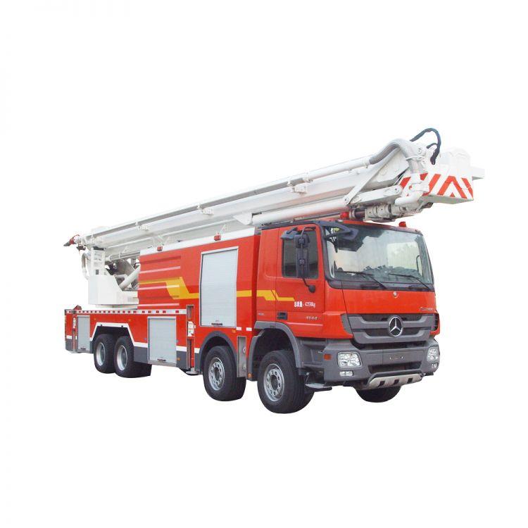 徐工集团JP80举高喷射消防车